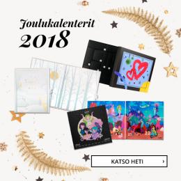 Joulukalenterit 2018