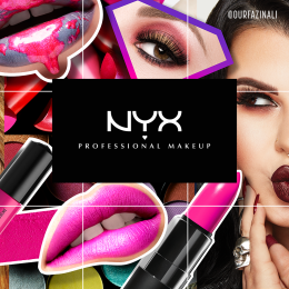 NYX Cosmetics jopa -25%