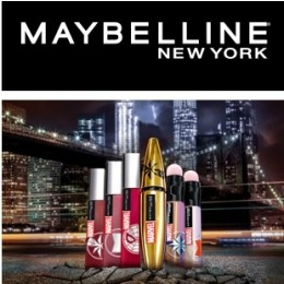 Maybelline Marvel Collection!