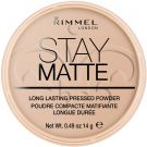 Rimmel London Stay Matte Long Lasting Pressed Powder (9g) 005 Silky Beige