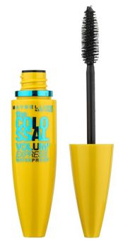 Maybelline Volum Express Mascara The Colossal Waterproof (10mL) Glam Black