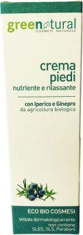 Greenatural Foot Cream (100mL)