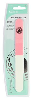 Depend Nail File All-Round File 120/180/240/320