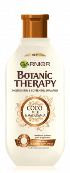 Garnier Botanic Therapy Coconut Milk Shampoo (400mL)