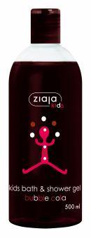 Ziaja Kids Bath & Shower Gel Bubble Cola (500mL)