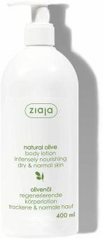 Ziaja Natural Olive Body Lotion (400mL)