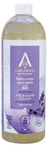 Lavandais Organic Liquid Soap (1000mL)