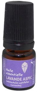 Lavandais Organic Lavender Aspic Essential Oil (45mL)