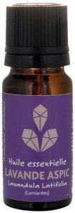 Lavandais Organic Lavender Aspic Essential Oil (10mL)