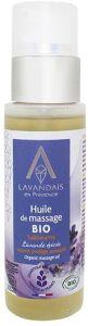 Lavandais Organic Massage oil (100mL)