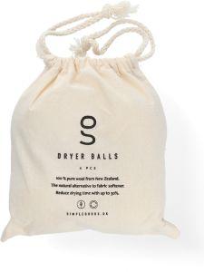 Simple Goods Dryer Balls (4pcs)