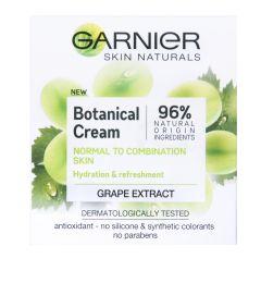 Garnier Skin Naturals Botanical Cream Normal to Combination Skin (50mL) Grape Extract
