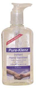 Pure-Klenz Hand Sanitizer With Pump (250mL)