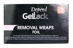 Depend Removal Wraps (10pcs)