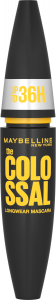 Maybelline New York the Colossal 36h Mascara (10mL) Black