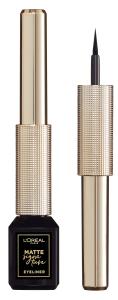 L'Oreal Paris Matte Signature Eyeliner (3mL) Black