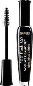 Bourjois Paris Volume Glamour Push Up Ultra Black Edition Mascara (7mL) Ultra Black