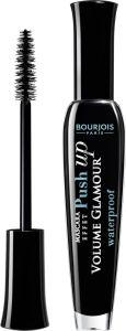 Bourjois Paris Volume Glamour Push Up Waterproof Mascara (7mL) 071 Noir