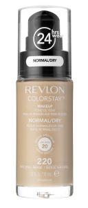 Revlon Foundation Colorstay Makeup Normal/Dry Skin (30mL)