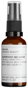 Evolve Organic Beauty Superfood 360 Serum (30mL)