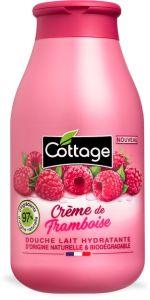 Cottage Shower Gel Raspberry  (250mL)