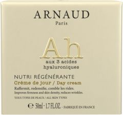 Arnaud Paris Nutri Regenerante Firming and Regenerating Day Cream for All Skin Types (50mL)