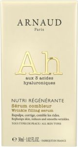 Arnaud Paris Nutri Regenerante Firming and Regenerating Wrinkle Filling Serum for All Skin Types (30mL)