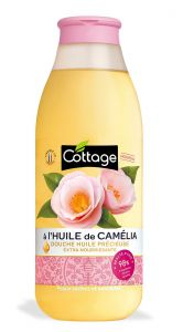 Cottage Extra Nourishing Oil Shower Camelia Oil (560mL)