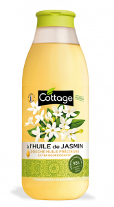 Cottage Extra Nourishing Oil Shower Jasmine Oil (560mL)