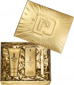 Paco Rabanne 1 Million EDT (100mL) + SG (100mL) + EDT (10mL)