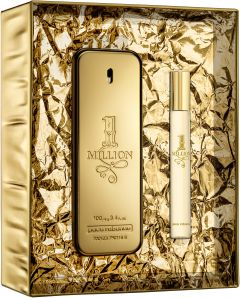 Paco Rabanne 1 Million EDT (100mL) + EDT (10mL)