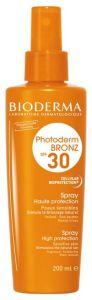 Bioderma Photoderm Bronz High Protection Spray SPF30 (200mL)