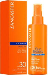 Lancaster Sun Beauty Oil free Milky Spray SPF30 (150mL)