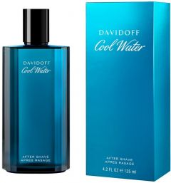 Davidoff Cool Water Pour Homme Aftershave (125mL)
