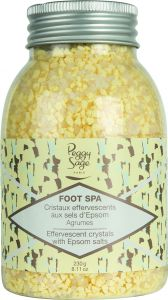 Peggy Sage Foot Spa Effervescent Crystals With Epsom Salts (230g)