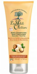 Le Petit Olivier Conditioner For Very Dry Or Frizzy Hair Shea Butter & Macadamia (200mL)