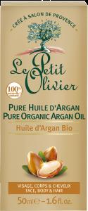 Le Petit Olivier Pure Argan Oil Anti-Aging 100% Natural (50mL)