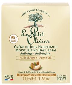 Le Petit Olivier Day Cream Anti-Aging Argan Oil (50mL)