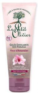 Le Petit Olivier Anti-Pollution Exfoliating Gel Almond Blossom (75mL)