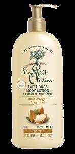 Le Petit Olivier Body Lotion Nourishing Argan Oil (250mL)