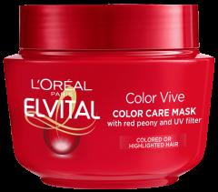 L'Oreal Paris Elvital Color-Vive Mask (300mL)