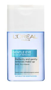 L'Oreal Paris Gentle Eye make-up Remover (125mL)