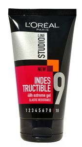 L'Oreal Paris Studio Line Indestructible Gel (150mL)