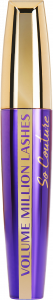 L'Oreal Paris Volume Million Lashes Lashes So Couture Mascara Black (9,6mL)