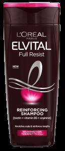 L'Oreal Paris Elvital Full Resist Reinforcing Shampoo for Weakened Hair (400mL)