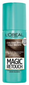 L'Oreal Paris Magic Retouch Instant Root Concealer Spray (75mL) Cool Brown
