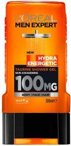 L'Oreal Paris Men Expert Shower Gel Hydra Energetic (300mL)