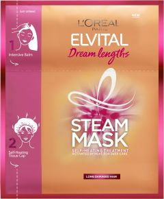 L'Oreal Paris Elvital Dream Length Steam Mask (20mL)