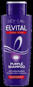 L'Oreal Paris Elvital Color Vive Purple Shampoo (200mL)