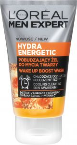 L'Oreal Paris Men Expert Hydra Energetic Wake Up Boost Wash (100mL)